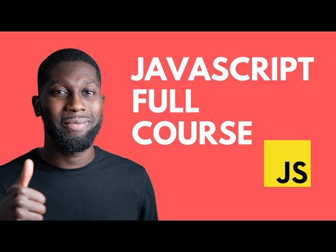 Javascript Full Course for Beginners to Advanced