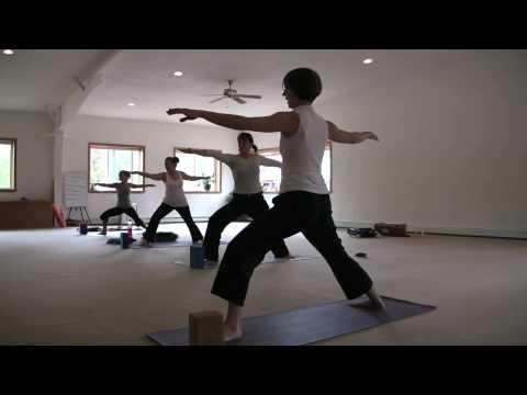 VIDEO: Shoshoni Yoga Retreat