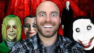 The 10 FREAKIEST CREEPYPASTAS Ever Told thumbnail