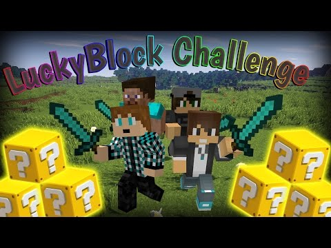 LuckyBlock Challenge w/Soppa & Kaverit