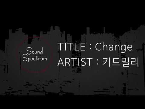 Kid Milli(키드밀리) - Change(Feat. GRAY)(Prod 코드쿤스트) - [Korean lyrics(가사)]
