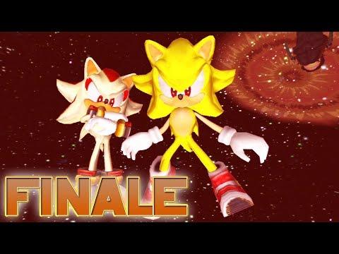 Sonic Adventure 2 - FINALE - Part 20 - The Finalhazard |