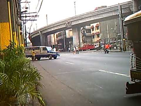 LRT Stn, Legarda St.,Sampaloc, Manila, Philippines, LRT