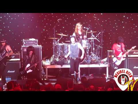 L. A. Guns - Speed: Live on the Monsters...