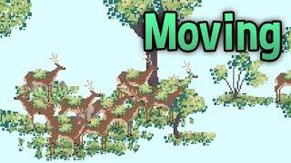 Parasite Moss Deer | Moving | 2 Girls 1 Quick Look
