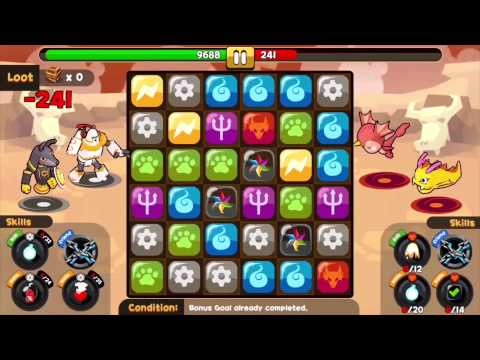 Mini Monster Mania: The Official Game Trailer