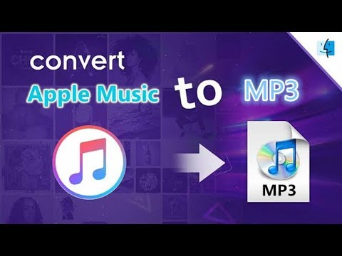 Download, Convert and Play Apple Music songs as MP3, M4A or FLAC
