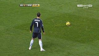 Cristiano Ronaldo - Accurate Shots Specialist 🎯 SNIPER Accuracy