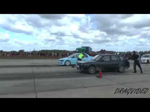 видео: Жигульский Алексей БМВ против Гримзе Олег Митсубиши