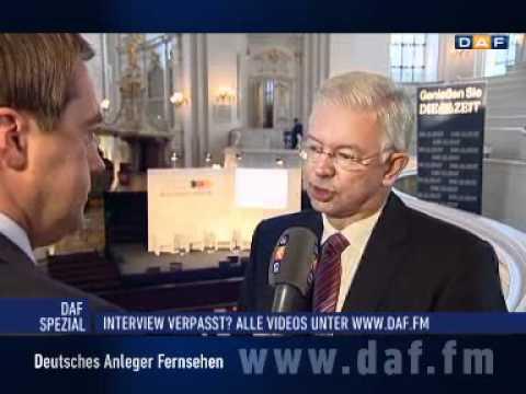 Bilfinger Berger-Chef Koch: Sonderdividende möglich