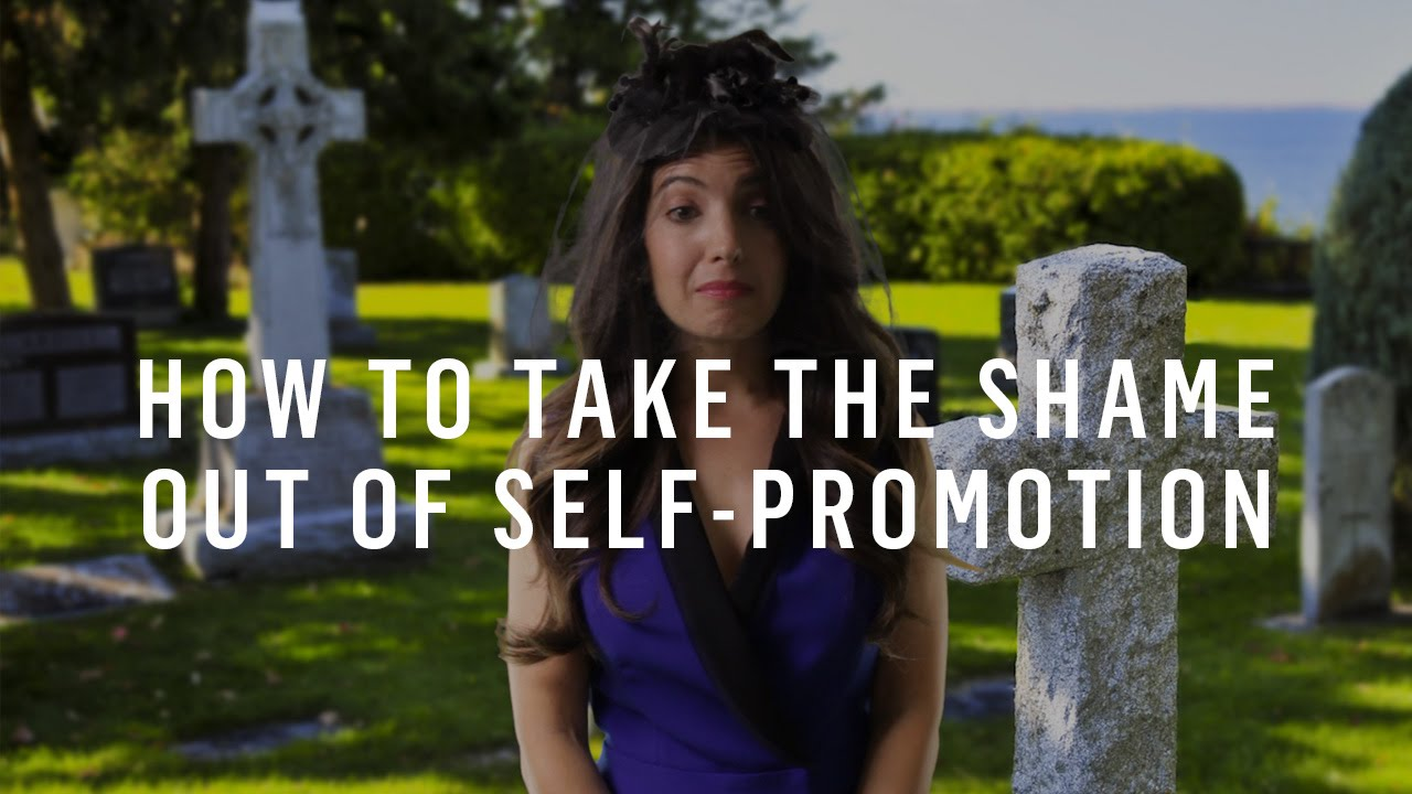 """Why """"Shameless Self Promotion"""" Needs To Go"""