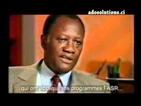 Alassane D. Ouattara-un homme d'exception.mpg poster