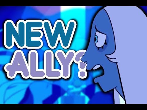 BLUE DIAMOND BECOMES AN ALLY? - She Doesn't Trust the Other Diamonds | Steven Universe Speculation
