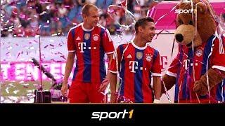 Berühmt in Bangkok: Der ungewöhnliche Weg eines Bayern-Talents | SPORT1