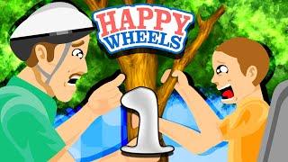Happy Wheels {Ep.1}   1K Spesal