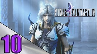FINAL FANTASY 4 WALKTHROUGH PART 10 CAVERNA DE EBLAN E RUBLICANTE