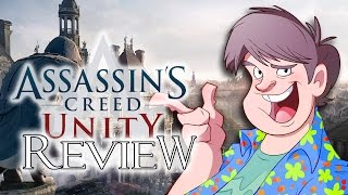 Assassins Creed Unity Review (PS4 / Xbox One / PC)