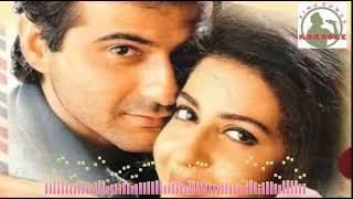 Ek Mulaqat Zaroori Hai Sanam Hindi karaoke for Male singers with lyrics (ORIGINAL TRACK)