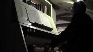Heinrich Scheidemann: Praeambulum in e for Organ (Vidas Pinkevicius)