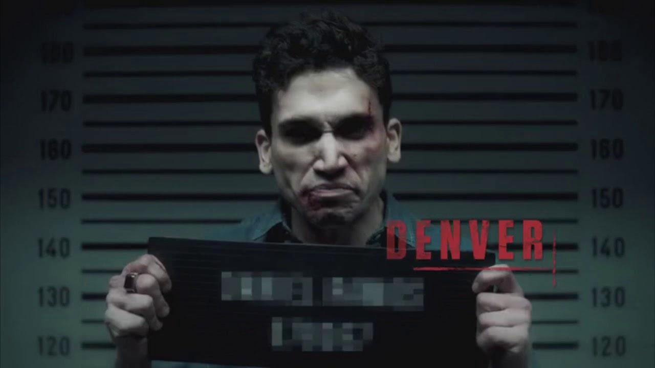 La casa di carta scena presentazione rapinatori youtube for La casa di carta streaming altadefinizione