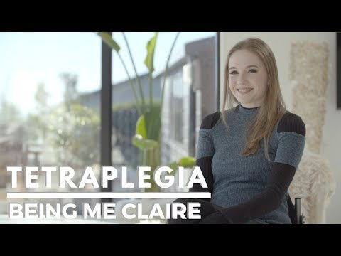 Overcoming a Spinal Cord Injury: Claire\'s Story
