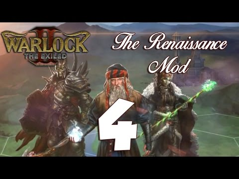 Warlock 2: The Renaissance Mod #4 - All Is not Quiet
