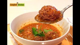 How To Make Albondigas. Simple And Delicious!