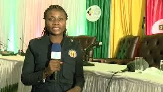GINA SONDO NOUS FAIT LE COMPTE RENDU SUR LA PROMULGATION DES RÉSULTATS PRÉSIDENTIELLES AU ZIMBABWE