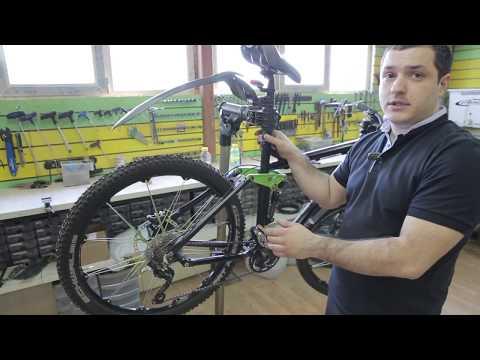Как смазывать велосипедную цепь видео