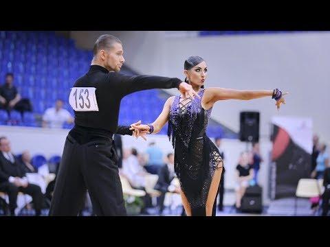 Alexey Dolgushin - Ksenia Piatakhina, RUS | 2018 Paris Dance Open - WDSF WO LAT - QF J