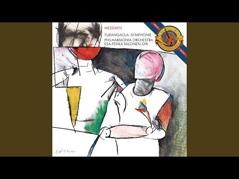 Turangalîla-Symphonie: V. Joie du sang des étoiles - Vif, passionné, avec joie