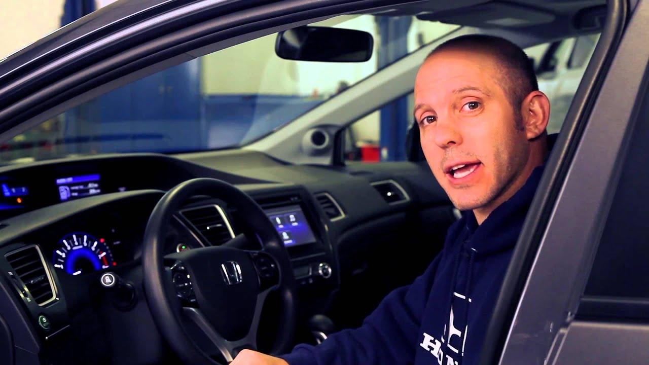 2015 Honda Civic With HondaPro Jason