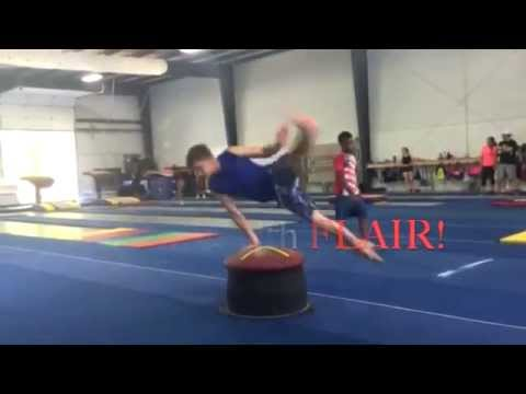 "Pommel Horse Trainers - ""Do it With Flair"""