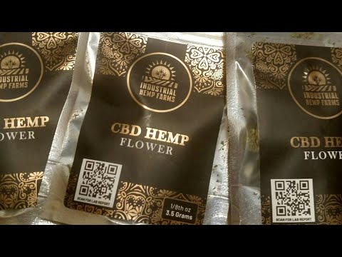 Industrial Hemp Farm   Super Glue   CBD Hemp Review & SS