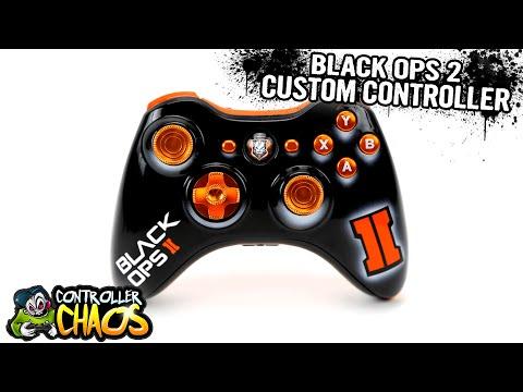 Xbox 360 - Black Ops 2 Custom Controller - Controller Chaos