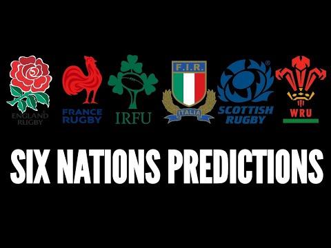 SIX NATIONS PREDICTIONS