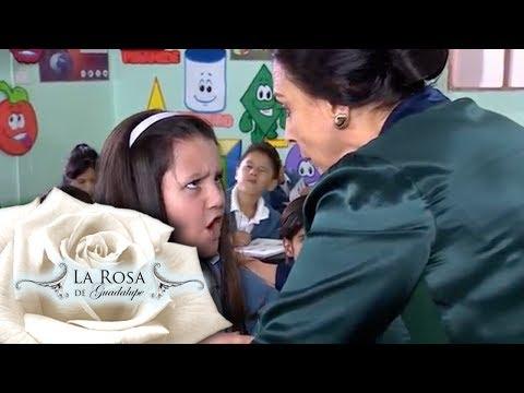 Mimi sufre bullyng escolar por su maestra | El cisne de... | La Rosa de Guadalupe