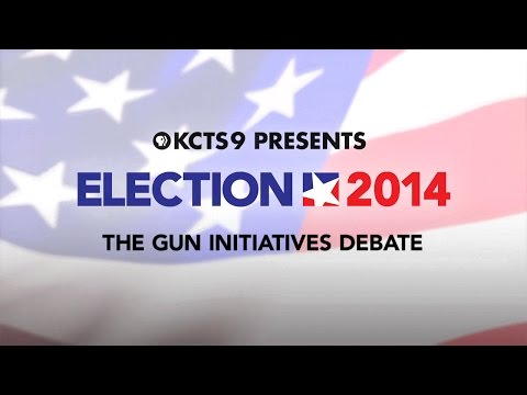 Election 2014 Specials - The Gun Initiatives Debate