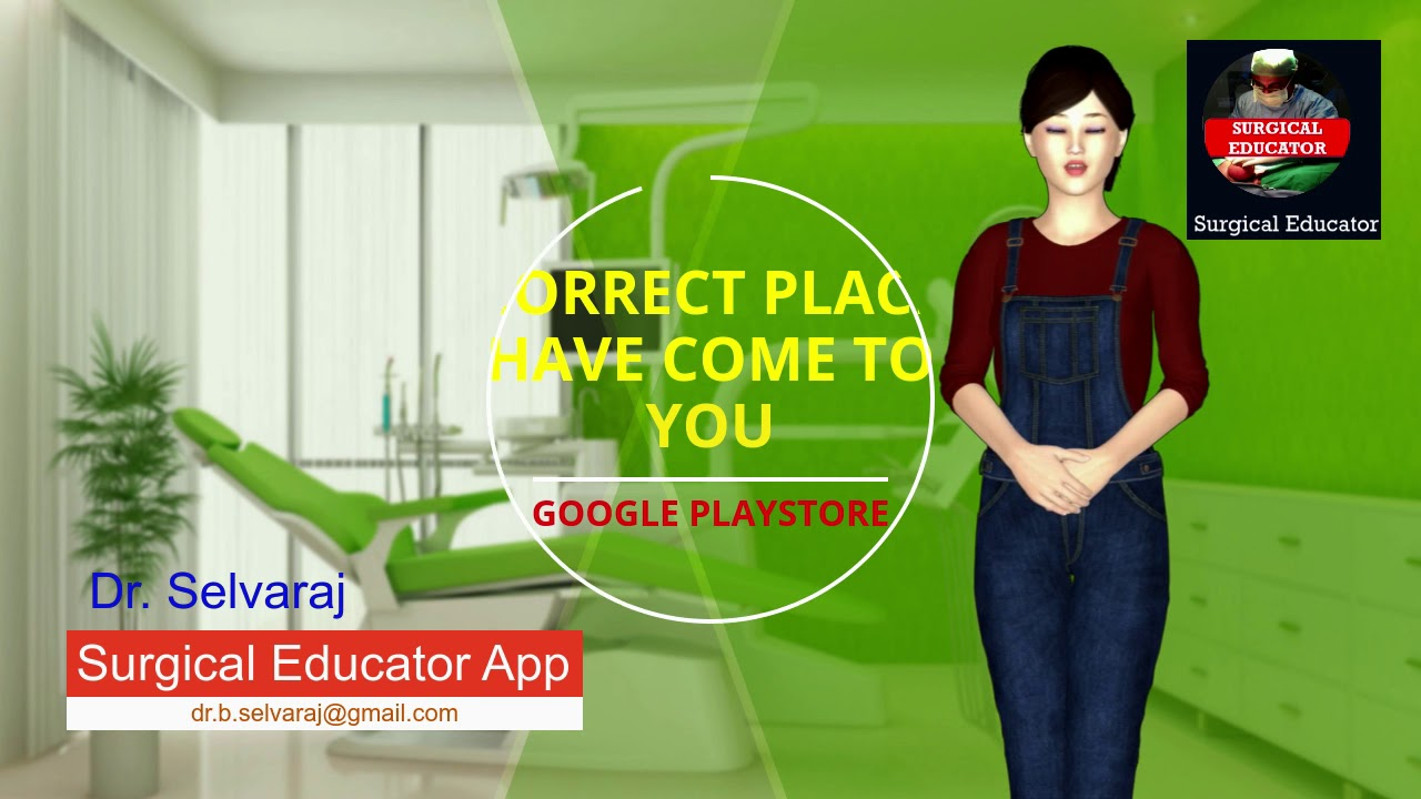 Surgical Educator App/  Promotional Video