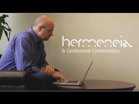 Hermeneia and Continental Commentary | Logos Bible Software