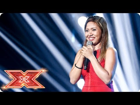 Alisah Bonaobra takes on Celine Dion's All By Myself | Six Chair Challenge | The X Factor 2017