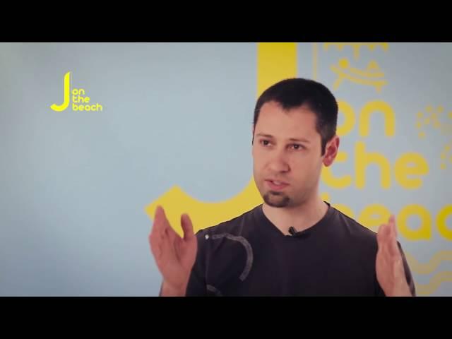 Luigi Dell'aquila from OrientDB Interview - JOTB16