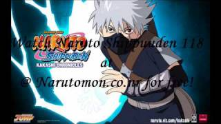Watch Naruto Shippuuden 118 Formation