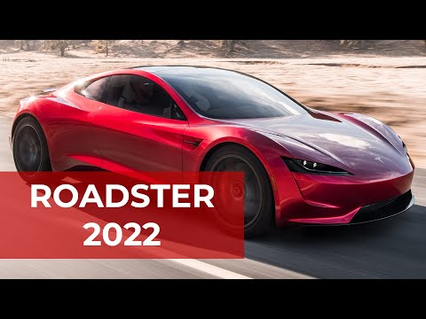 Tesla Roadster 2022 | WWW.TESLACEK.TV #266