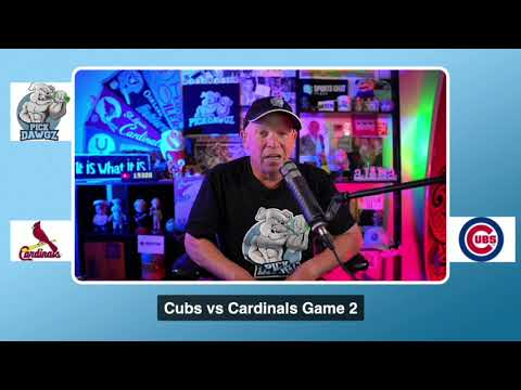 Chicago Cubs vs St. Louis Cardinals Game 2 Free Pick 9/5/20 MLB Pick and Prediction MLB Tips