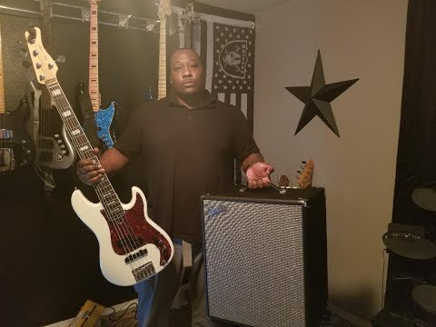 Bass corner: gigging bassist needs