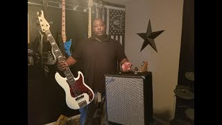 Bass corner: gigging bassist needs