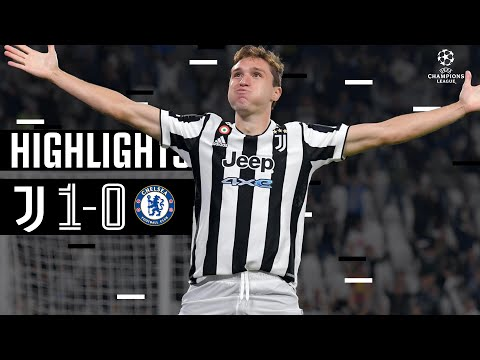 Juventus Chelsea Goals And Highlights