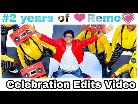 celebrating #2years of Remo  oi selfie |...