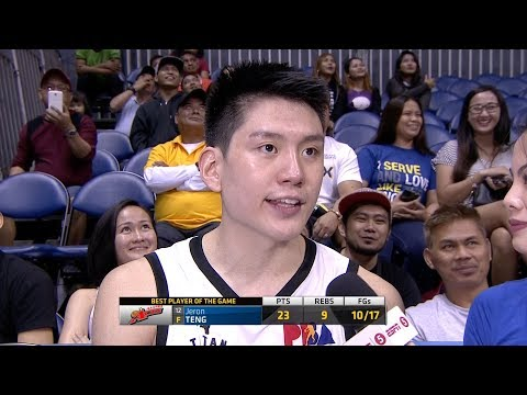 Best Player: Jeron Teng | PBA Philippine Cup 2018